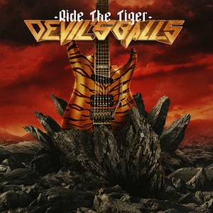 Devil's Balls - Ride The Tiger (2016)