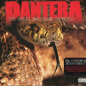 Pantera - The Great Southern Trendkill (20th Anniversary Edition) (Remastered, 2CD) (2016)