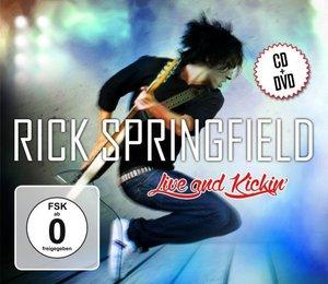 Rick Springfield - Live and Kickin (2016)