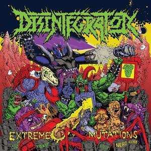 Disintegrator - Extreme Mutations (2016)