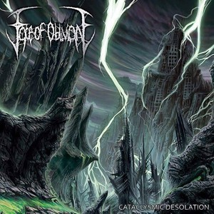 Face Of Oblivion - Cataclysmic Desolation (2016)