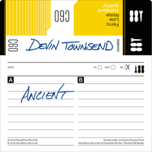 Devin Townsend - Ancient (2016)