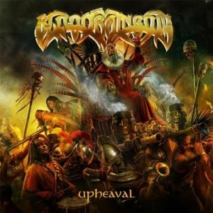 Bloodrainbow - Upheaval (2016)