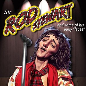 Sir Rod Stewart - And Some Of His Early Faces (2016)