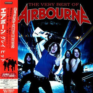 Airbourne - The Very Best (Japanese Edition) (2016) [Compilation]