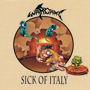 Wargame - Sick Of Italy (2016)