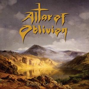 Altar of Oblivion - Barren Grounds [EP] (2016)