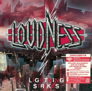 Loudness - Lightning Strikes: 35th Anniversary [2CD] (1986) (2016)
