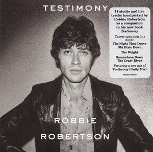 Robbie Robertson - Testimony (2016)