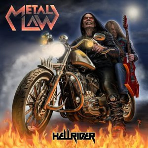 Metal Law - Hellrider (2016)