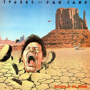 Tygers Of Pan Tang - Burning In The Shade (Remastered & Reissued) (2016)
