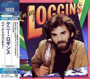 Kenny Loggins - High Adventure (Japan Remastered) (2016)
