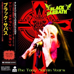 Black Sabbath – The Tony Martin Years (2016) [Compilation] Album (MP3 320 Kbps)