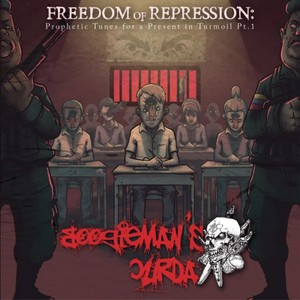 Boogieman's Curda – Freedom of Repression Prophetic Tunes for a Present in Turmoil Pt. 1 (2016) Album (MP3 320 Kbps)