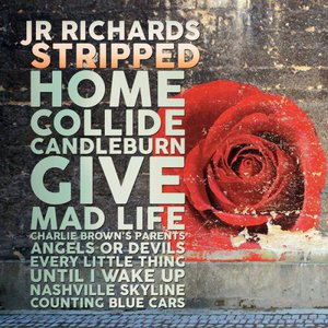 J.R. Richards (Dishwalla) – Stripped (2016) Album (MP3 320 Kbps)