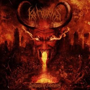 Kratornas – Devoured by Damnation (2016)