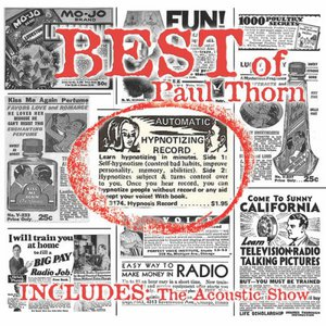 Paul Thorn – The Best of Paul Thorn (Includes The Acoustic Show) (2016) Album (MP3 320 Kbps)