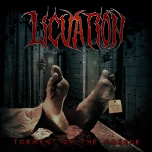 Licuation – Torment Of The Morgue (EP) (2016) Album (MP3 320 Kbps)