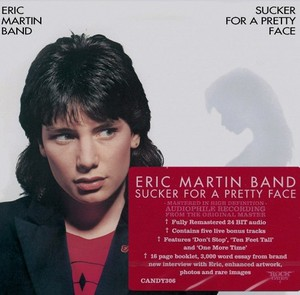 Eric Martin Band – Sucker For A Pretty Face (Rock Candy Remastered) (2016) Album (MP3 320 Kbps)