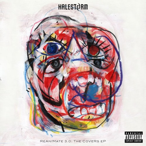 Halestorm - ReAniMate 3.0: The CoVeRs eP (2017)