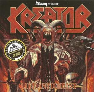 Kreator – Live Antichrist (Metal Hammer Promo CD) (2017) (MP3 320 Kbps)