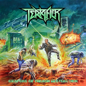 Terrifier – Weapons of Thrash Destruction (2017) (MP3 320 Kbps)