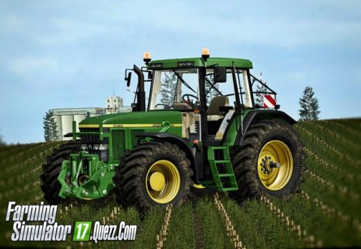 John Deere 7710 7810 Fs17 Farming Simulator 19 17 Mods