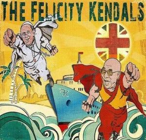 The Felicity Kendals - The Felicity Kendals (2016)