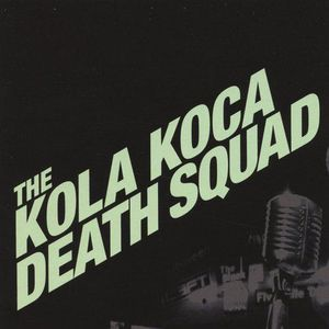 Moholy-Pop - The Kola Koca Death Squad (2017)