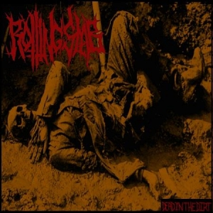 Rotting Slab - Dead In The Dirt [EP] (2017)