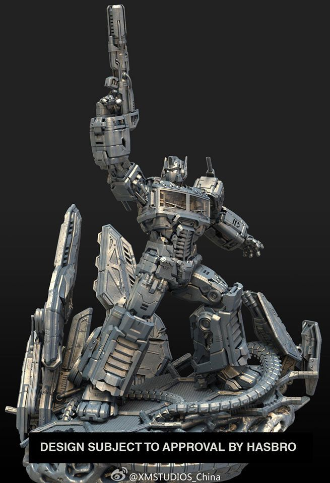 Premium Collectibles : Transformers - Optimus Prime (G1) 14883684_111454073196r4s8b