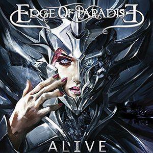 Edge of Paradise - Alive [EP] (2017)