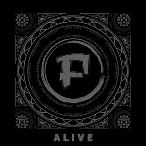 Front Band Romania - Alive (EP) (2017)