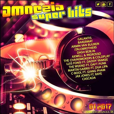 Amnezia Super Hits 01-2017 (2017) .mp3 - 320 Kbps