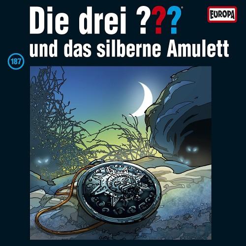 Die Drei Fragezeichen - Folge 187: und Das Silberne Amulett (2017)