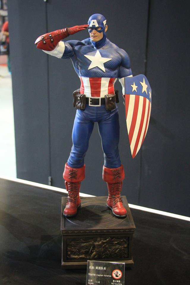 Premium Collectibles : Captain America - Sentinel of liberty - Page 4 14908267_107523040924s7bj5