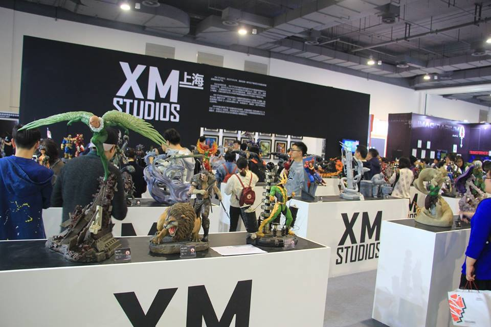 XM Studios: Coverage SHCC 2016 - November 05-06 14915482_10745387493120x1n