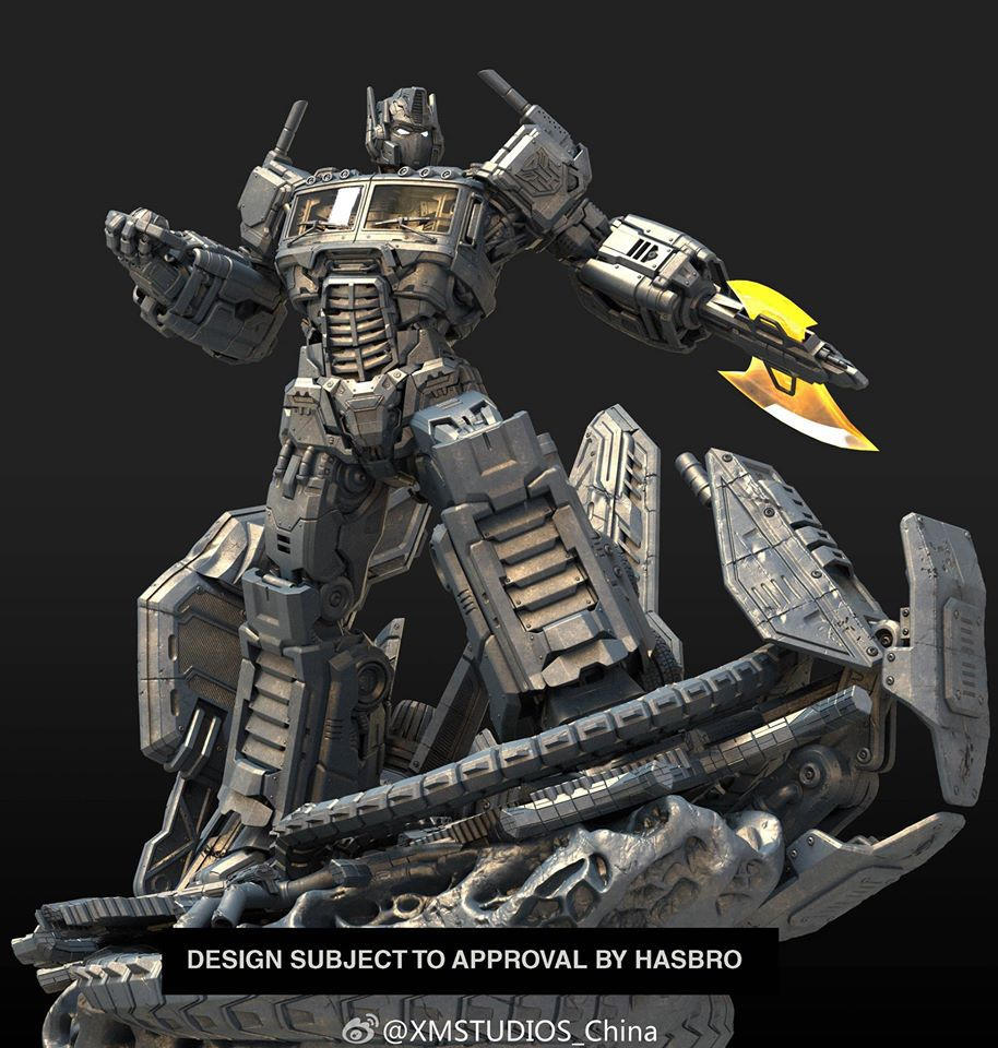 Premium Collectibles : Transformers - Optimus Prime (G1) 14918874_111454053529fqsxo