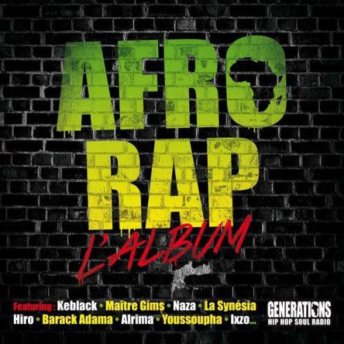 Afro Rap L album (2017)
