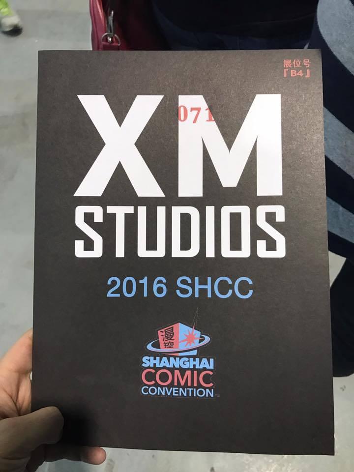 XM Studios: Coverage SHCC 2016 - November 05-06 14947489_98853527460975orw