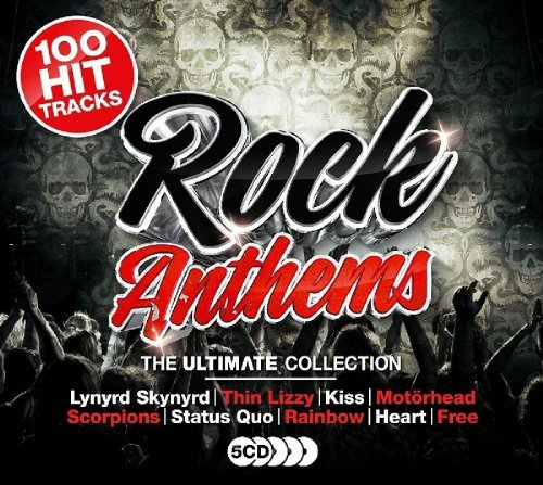 Rock Anthems Ultimate Collection [5CD] (2017)