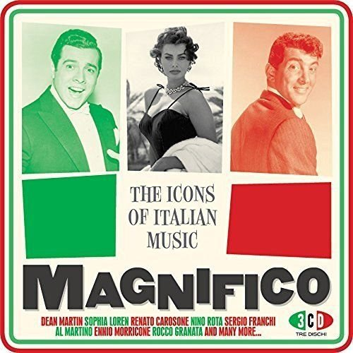 Magnifico: The Icons Of Italian Music (2016)