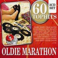 60 Top Hits Oldie Marathon 3 CD 2013