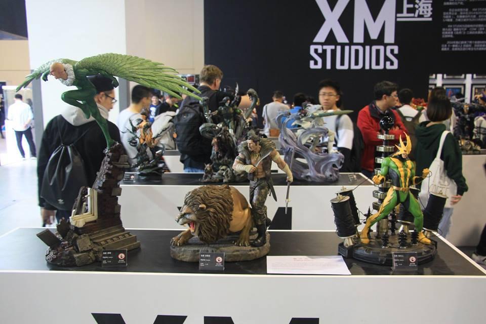 XM Studios: Coverage SHCC 2016 - November 05-06 14963260_107450240598vja69
