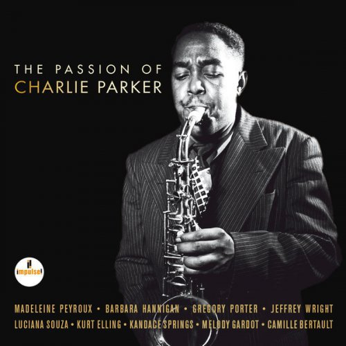 The Passion Of Charlie Parker (2017)