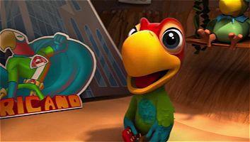 Süper Papağan Filmi Ekran Görüntüsü 1