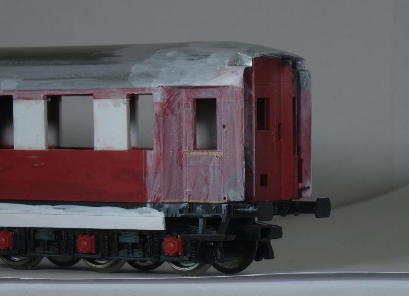 [H0] Wagen 820-601 der VES/M  Halle(S) 14e5slk