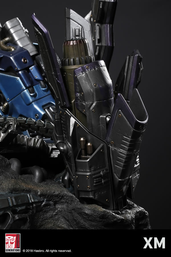 Premium Collectibles : Transformers - Optimus Prime (G1) - Page 2 14ehst2
