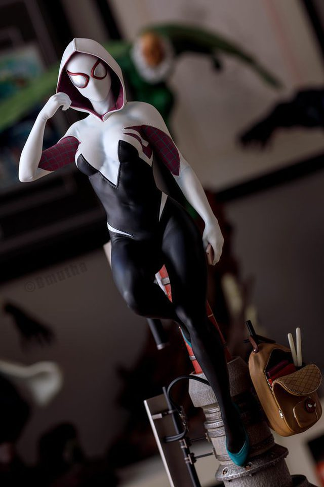 Premium Collectibles : Spider-Gwen 14lfpp6