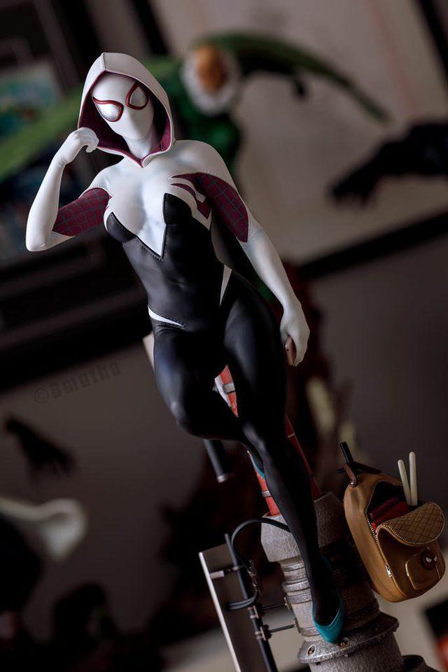 Premium Collectibles : Spider-Gwen 14lfpp6